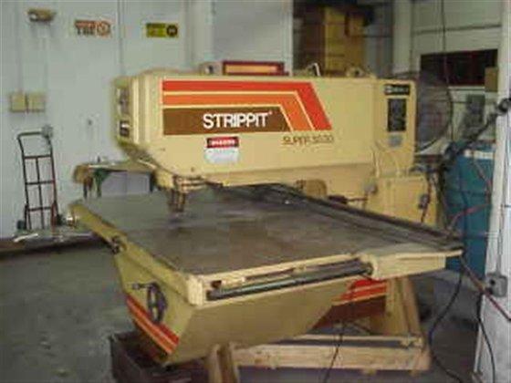 1982 Strippit Super 30/30 in