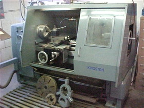 1998 Kingston Teach Type CNC