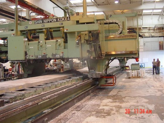 1999 SNK PM-6B 3 Spindle