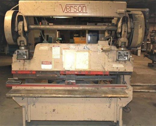 Verson 2062 45 Ton Press