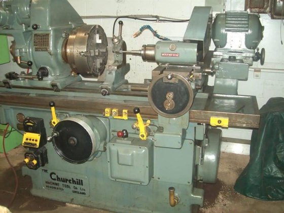 Churchill HBY Universal Grinder in