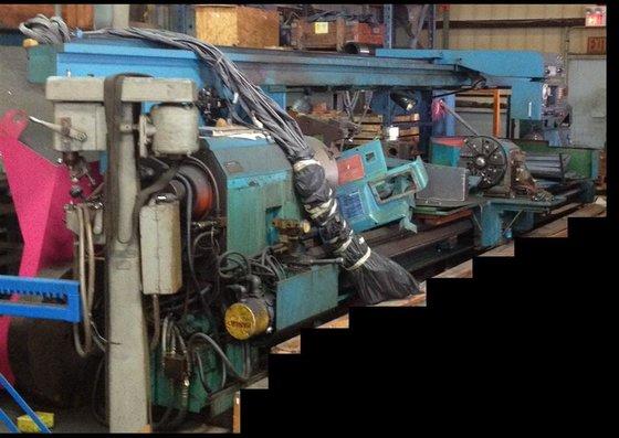 1982 Mazak Powermaster Universal 4000