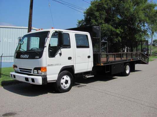 Exceptional 2004 Isuzu Landscape Truck In