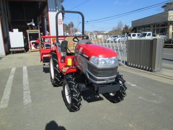 Yanmar tractor EF 120 in Hokota, Japan