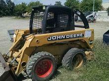 Used John Deere 240