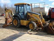2001 John Deere Construction 31