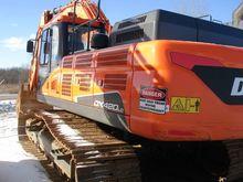 2015 Doosan Construction DX420L