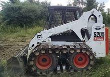 2012 Bobcat S205
