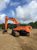 2016 Doosan Construction DX350L