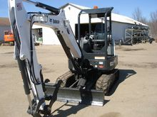 2014 Bobcat E32 (Long Arm Optio