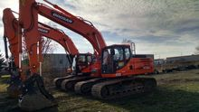 2014 Doosan Construction DX225L