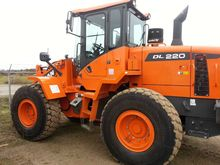 2014 Doosan Construction DL220-