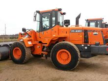 2011 Doosan Construction DL220