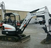 2014 Bobcat E35 (Long Arm Optio