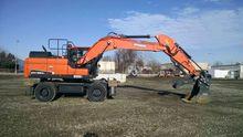 2015 Doosan Construction DX190W