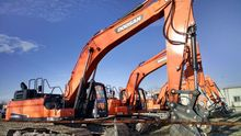 2015 Doosan Construction DX350L