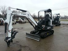 2015 Bobcat E32 T4 Long Arm Opt