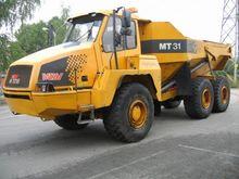 Used 2002 Moxy MT31