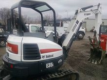 2015 Bobcat E35i T4 Long Arm