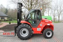 Used 2016 Manitou M