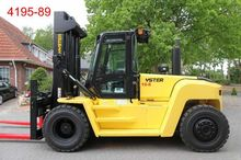 Used 2015 Hyster H 1