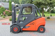Used 2016 Linde H 35