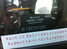 2007 Merlo P 34.7 TOP