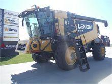 2008 LEXION 570R