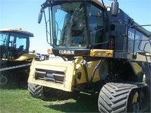 2011 CLAAS LEXION 750TT