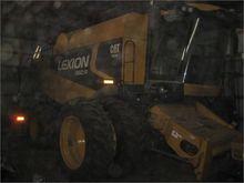 2010 LEXION 560R