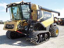2010 LEXION 575R