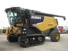 2013 CLAAS LEXION 740TT