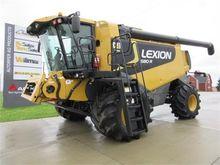 2008 LEXION 580R
