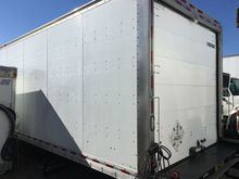 2014 Utilimaster 26' Dy Van Box