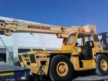 1998 BRODERSON IC80-2E