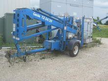 Used 2012 GENIE TZ34