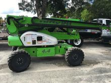 Used 2013 NIFTY LIFT