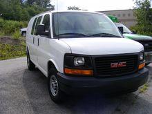 2008 GMC SAVANA G2500