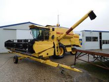 1993 New Holland TX 36 combine