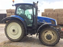New Holland T 6010, 4 WD