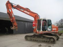 Used 2001 Atlas 1504