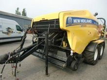 2014 New Holland RB 135 Ultra C