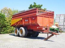 Bijlsma Kipper 12 ton