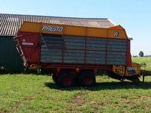 Miedema Presto ladewagen