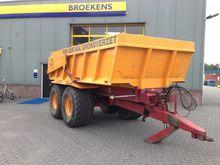 Used Veenhuis 18 ton
