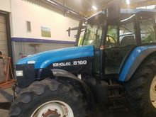 1999 New Holland 8160 RC