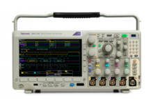 Tektronix MDO3034 DEMO