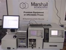Used Waters 600 HPLC