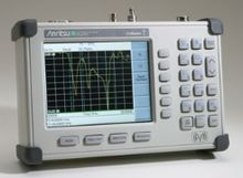 Anritsu S820D Opts: 11NF, 22N50