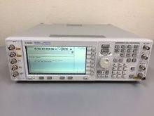 Agilent / Keysight E4438C 6 GHz